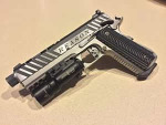 """""""The Reason"""", A New Metal 3D Printed Gun"""