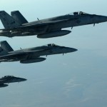 US Slams Islamic State with 25 New Air Strikes