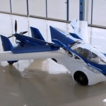 Aeromobil's Flying Car