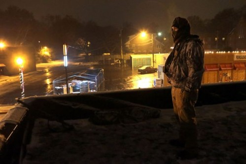 Oath Keepers Help Stop Ferguson from Burning