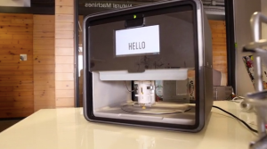 Foodini Is A 3D Printer - Print Meals With Fresh Ingredients