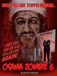 Bin Laden death poster