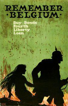 Liberty bonds Belgium