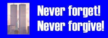 Never forgive 9-11