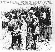 Spanish search woman propaganda