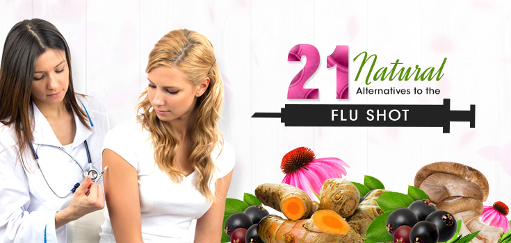 Natural Alternatives to the Flu Shot