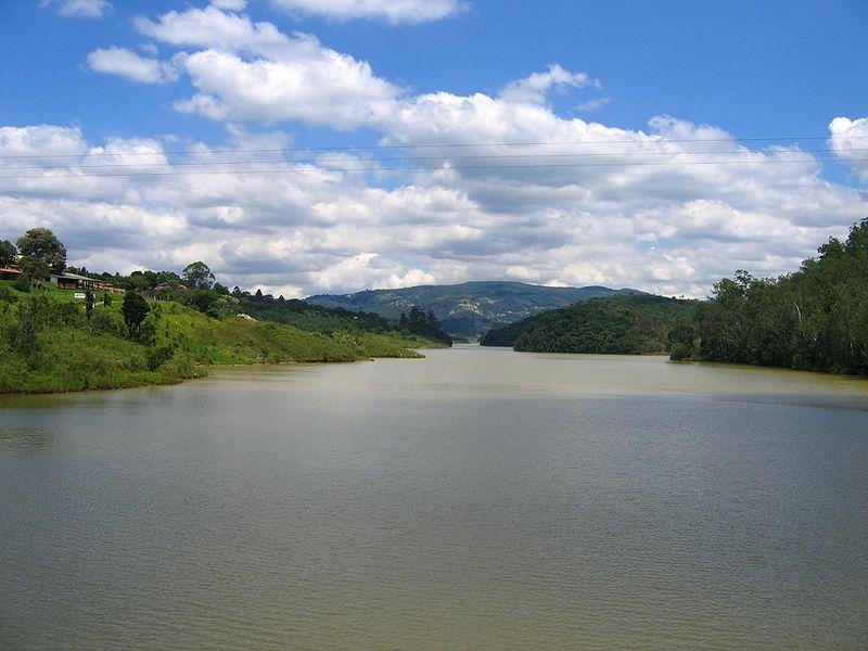 Paiva Castro Dam, in Mairiporã