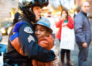 The Ferguson Pictures You Aren't Seeing Enough of