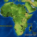 Africa Madasgascar Gold