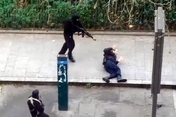 French Police: Gun Control Isn't Working for Us