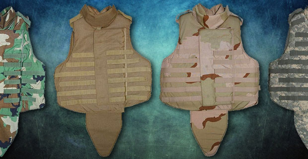Ban On Personal Body Armor Proposed