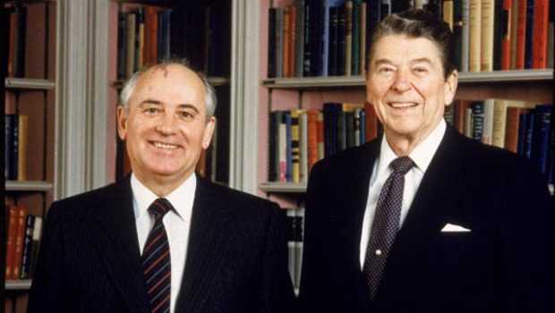 Did the Cold War End So that the War on Terror Could Begin?