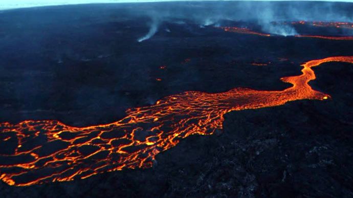 Iceland: Volcanic Holuhraun lava field bigger than Manhattan