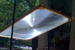 Off-grid Cooking: How to Make a Fresnel Solar Cooker
