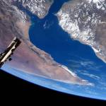 Space Station Flyover of Gulf of Aden and Horn of Africa