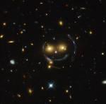 Hubble Sees A Smiling Lens