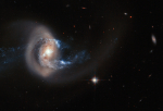 Hubble Spies a Loopy Galaxy