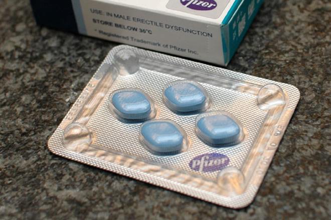 Pentagon Spent $504,816 on Viagra Last Year