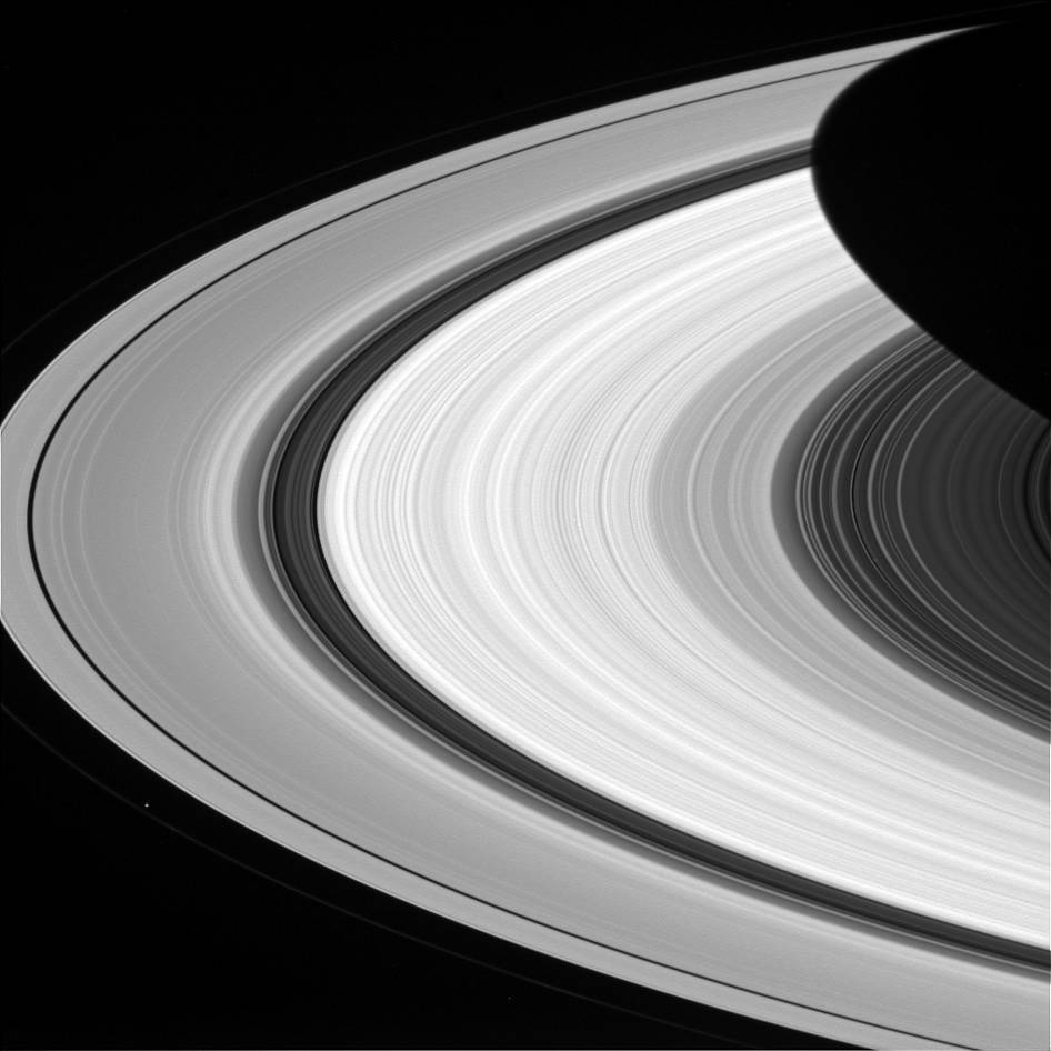 Groovy Rings of Saturn
