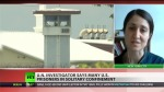 U.N. Investigator: 80,000 People Held in Solitary Confinement in U.S. Every Day