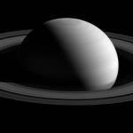 Serene Saturn
