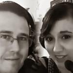 Aaron Dykes and Melissa Melton