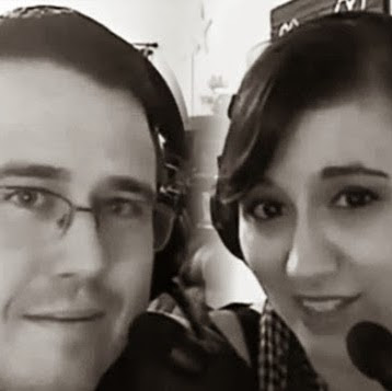 Aaron and Melissa