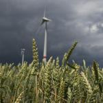 Off-grid German village banks on wind, sun, pig manure