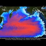Radiation levels on US West Coast