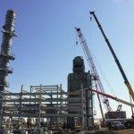 North Dakota Oil Refinery