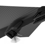 RC Carbon Fiber Glider Looks Like a Stealthy Paper Airplane
