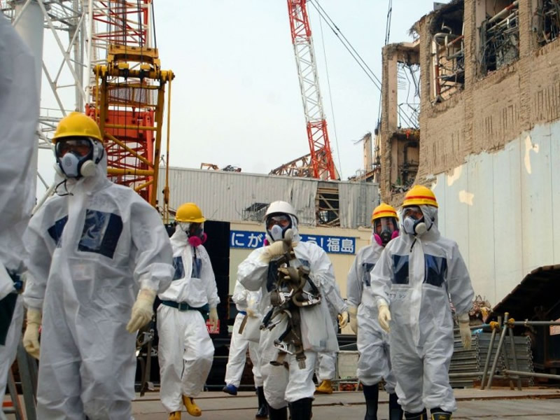 The nuclear reactor has emitted airborne radioactive cesium levels that exceed the Hiroshima A-bomb by 168 times.