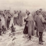 The Christmas Truce of 1914 - Pinhole of Light Among a Nightmare of Madness