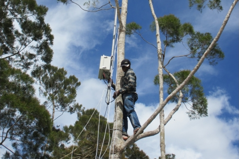 Getting Mobile Coverage in Remote Parts of the World