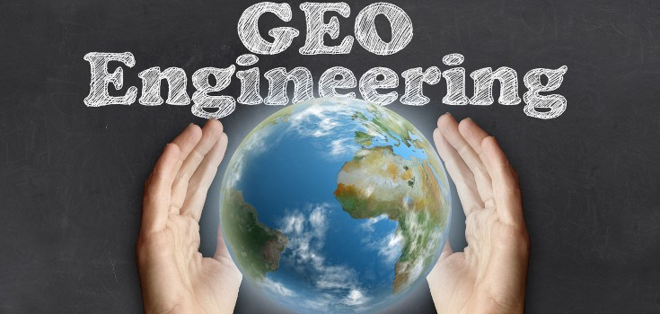 Geo-Engineering Scientist 'Terrified' of Projects He Helped Create