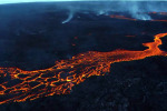 Iceland: Volcanic Holuhraun Lava Field Bigger than Manhattan