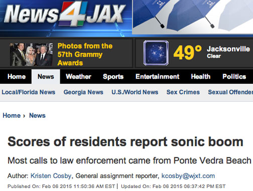 Booms Florida Jacksonville News 4JAX 020615