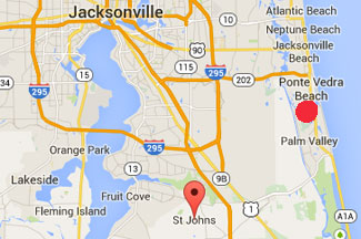 Booms St. Johns Cty Florida 020615 MAP