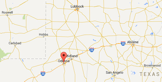 Booms Texas Odessa