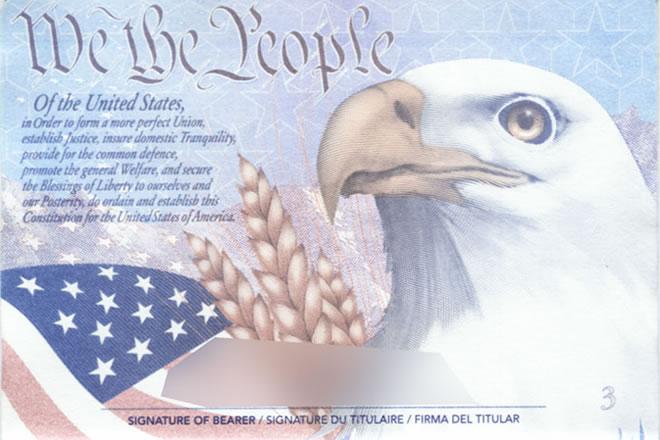 U.S. passports on verge of elimination?