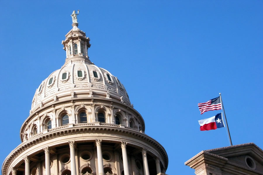 Texas Legislation Would Create a Mechanism to Review and Block Federal Acts as Unconstitutional