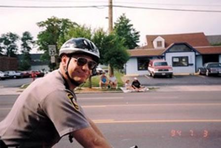 Jim Ramm Bike Patrol
